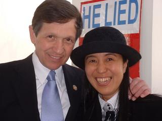 Yumi & Dennis GIF