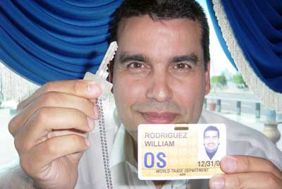 William Rodrigues with WTC Pass JPG