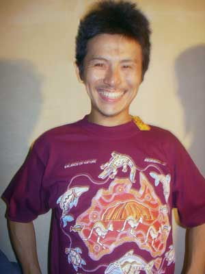 TシャツのJPG