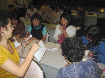 「平和省地球会議inコスタリカ報告会」は大盛会のJPG