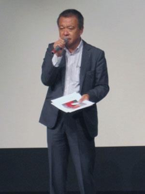 東京都写真美術館ホールのJPG